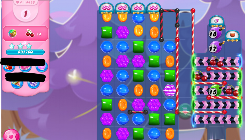 8. Level 8486 Moves left 1 fruit drop 6.png