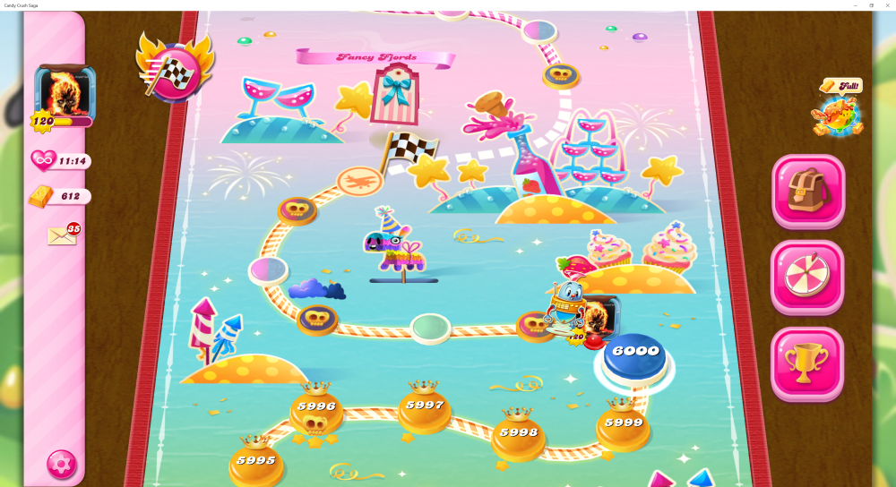 My Map Level 6000 On Candy Crush Saga - Origins7 Dale.png