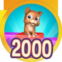 Badges Milestone level 2000.png