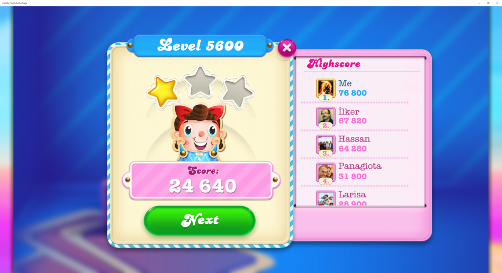 Level 5600 - Lowest Score 24,640 @LadyRaffie - CCSS - Origins7 Dale.png