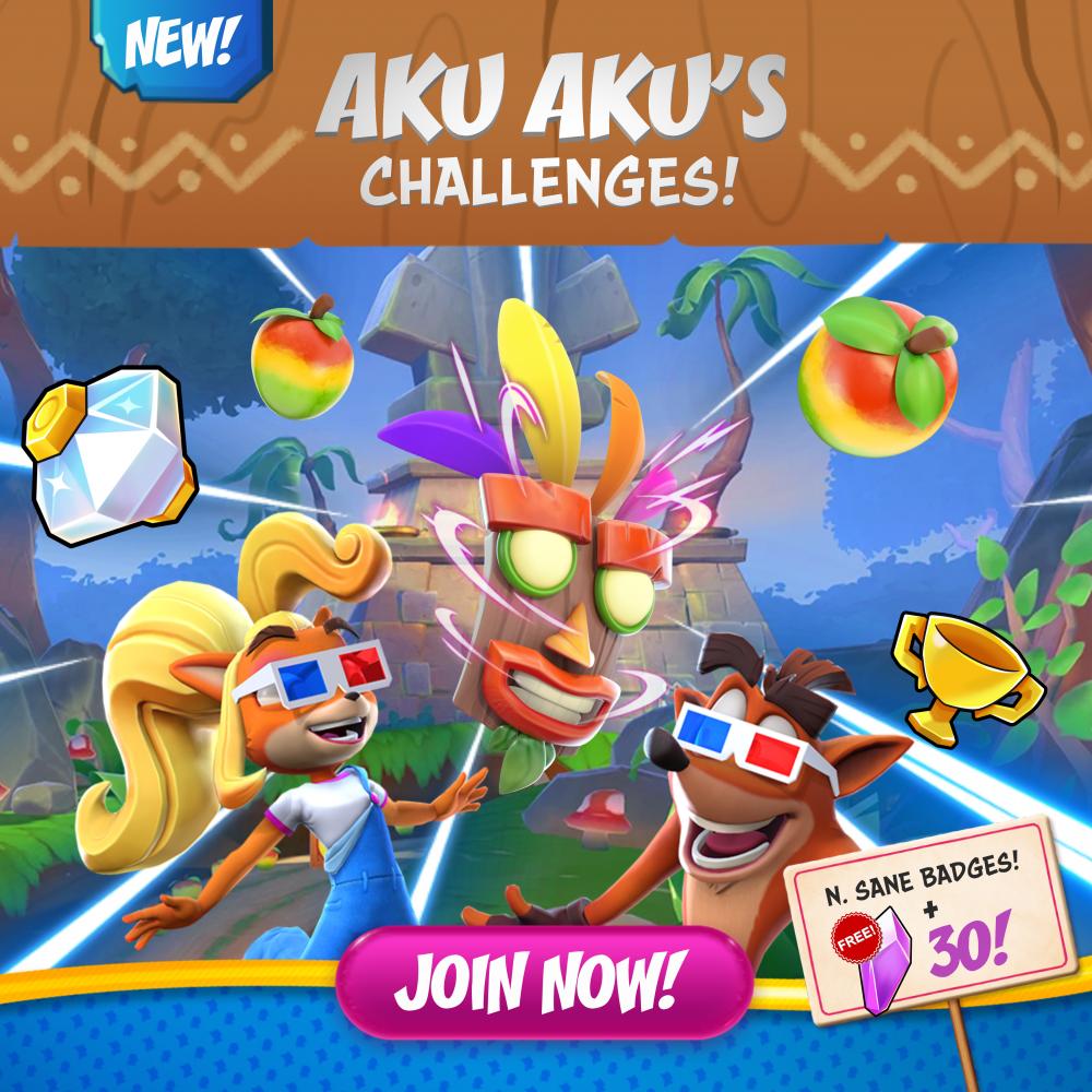 Aku Aku challenge Official Launch image!.png