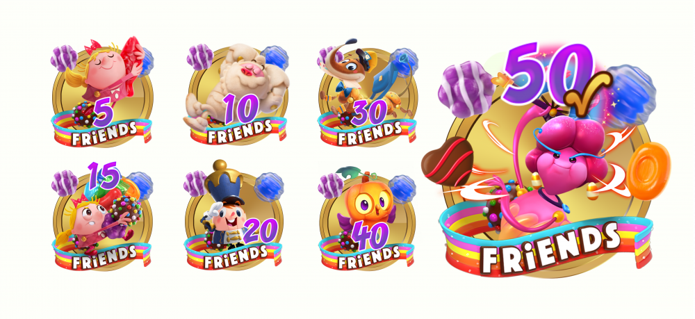 Candy Crush Friends Scrapbook Collections Badges Event.png