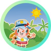 Badges Candy Favourite vacation.png