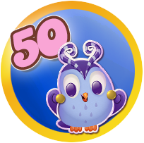 Badges Candy Level race 50.png