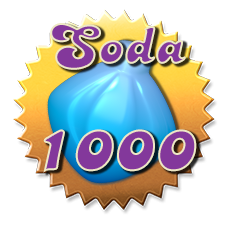Soda 1000 Badge - Candy Crush Soda Saga.png