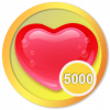 5,000 Love