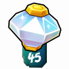 Crash-45 Power Gems