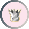 Candy Trophy Silver
