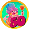Jelly 50 Levels