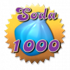 Soda Level 1000