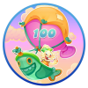 Jelly Mastery Rank- 100