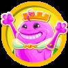Bubblegum Troll - King Chewy!