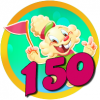 Jelly 150 levels