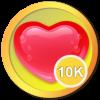 10,000 Love