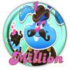 Jelly 1 Million Club