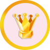 Candy Trophy Gold