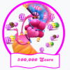 Friends 500k score Club