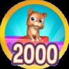 PRS level 2000