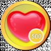 500 Love