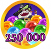 Bubble 250k Points