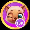 10,000 Sassy