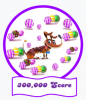 Friends 300k score Club