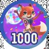 Pet Puzzle Level 1000