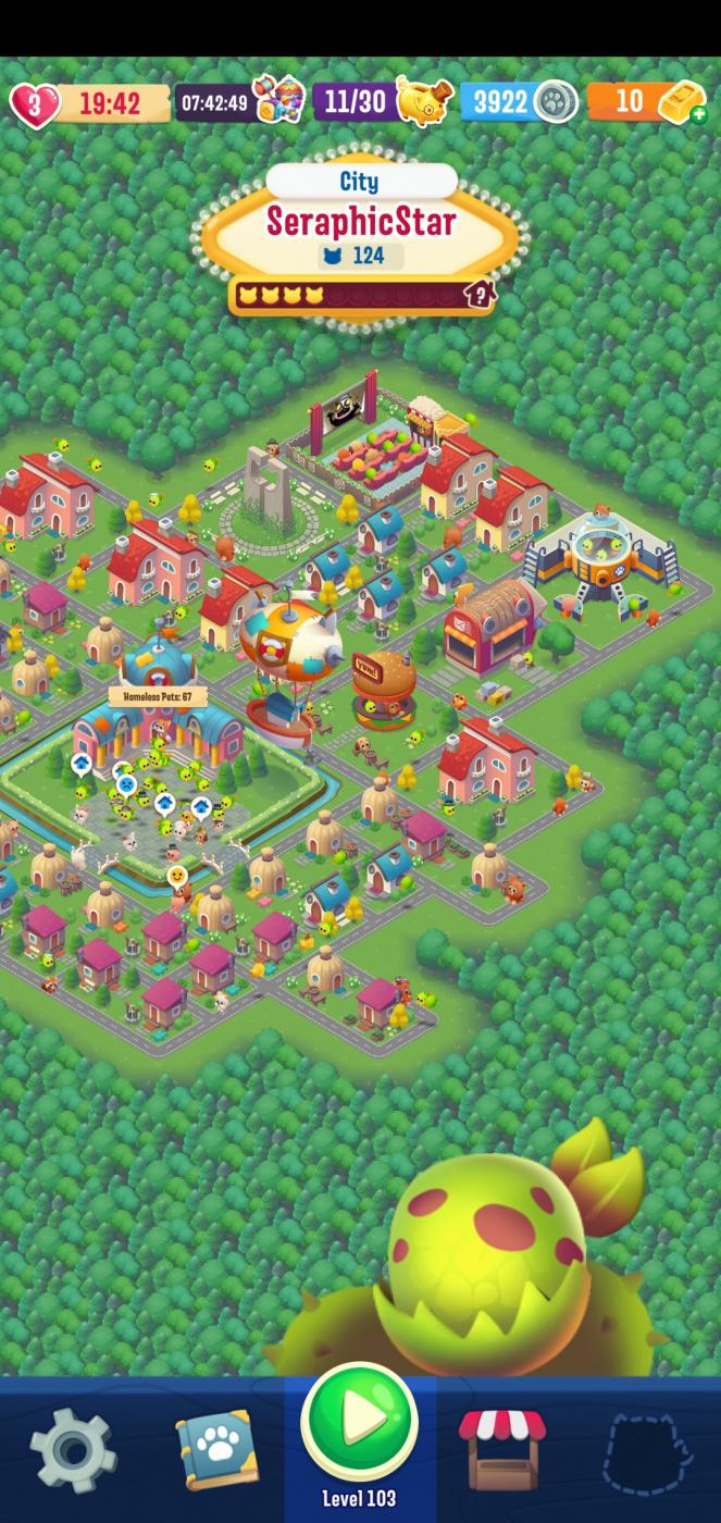 Show Your Pet City Progress Here King Community