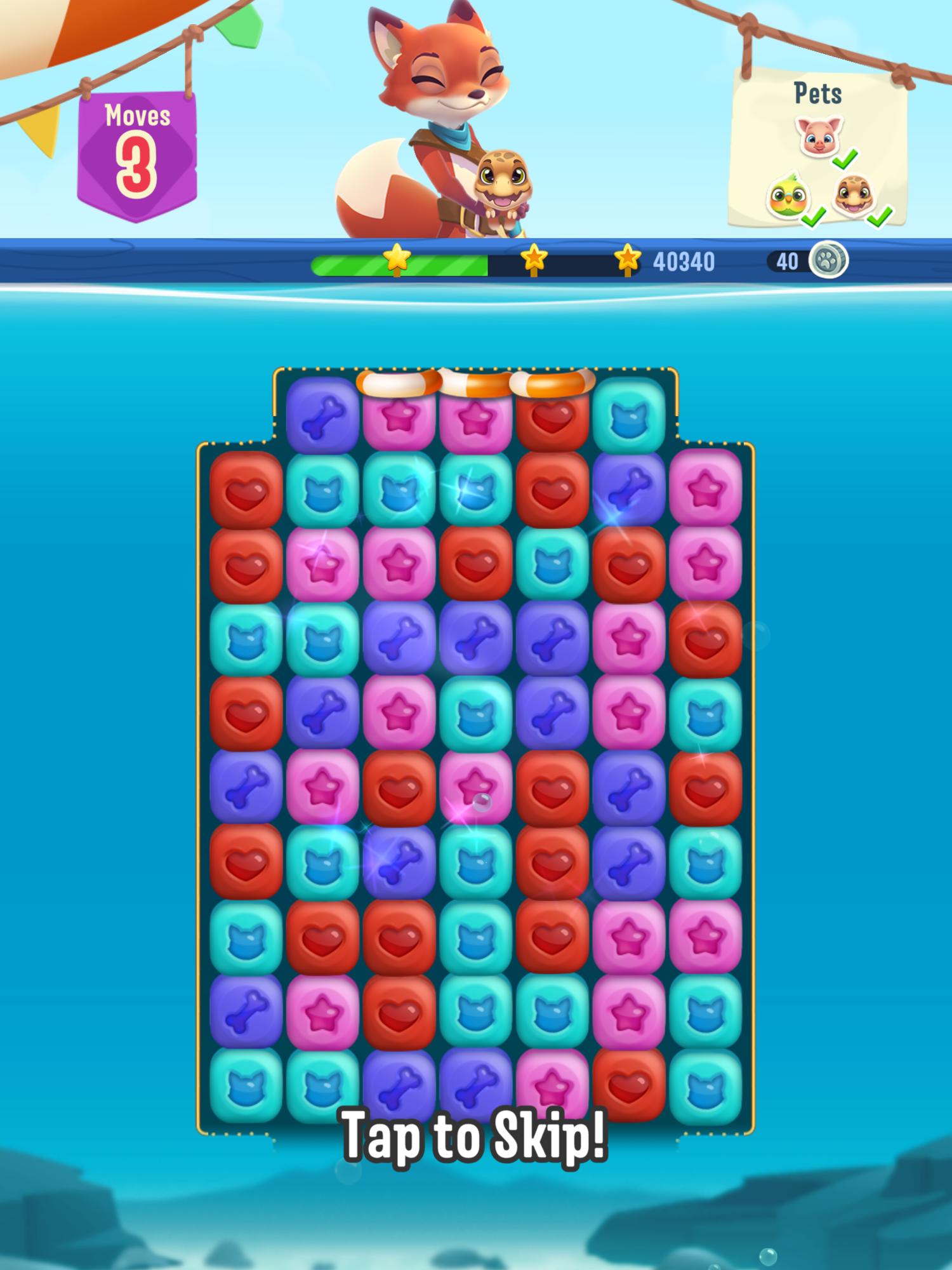 Got stuck on level 160 — King Community