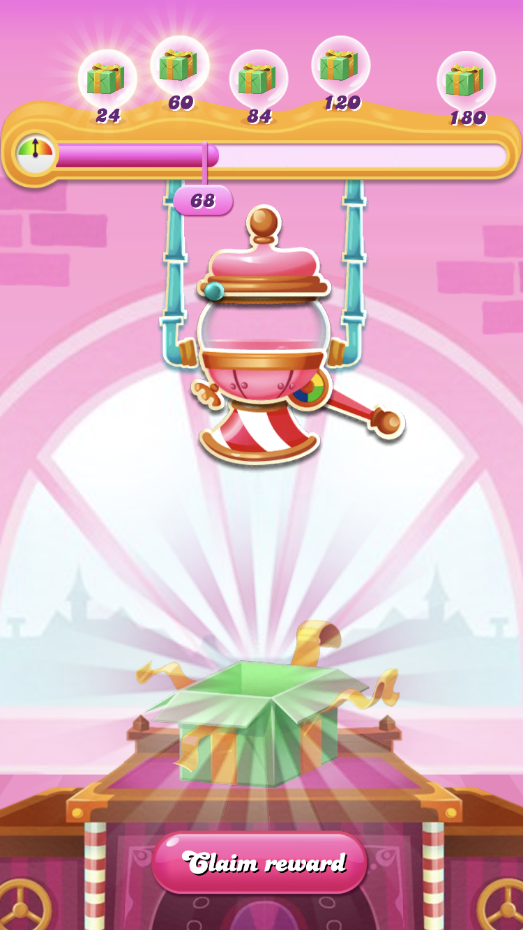 Image result for candy crush sugar drop no reward