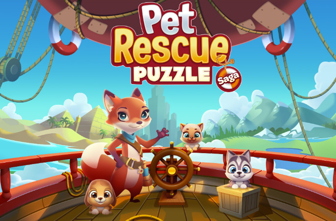 Welcome to the Pet Rescue Puzzle Community! — King Community