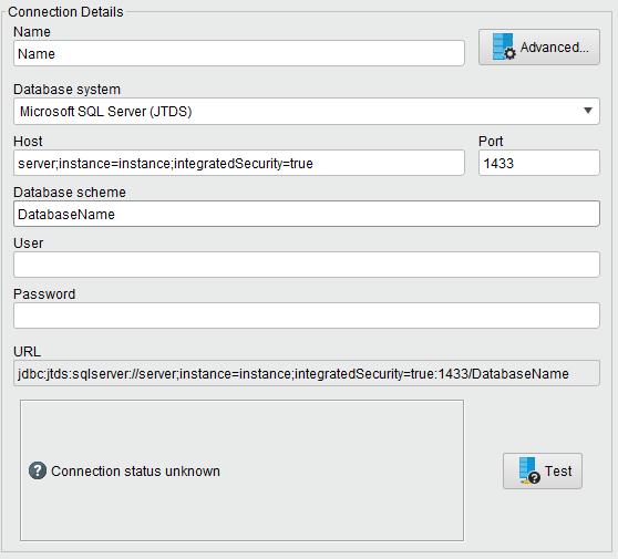 Write Database/ODBC connection — RapidMiner Community