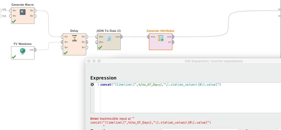 Jpath query using macro — RapidMiner Community