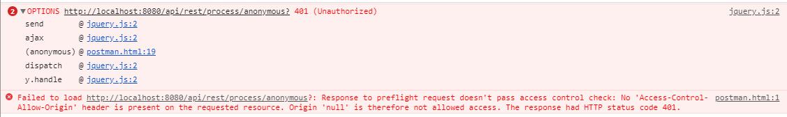 Set Access-Control-Allow-Origin in Header of Rapidminer Server