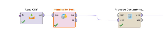 Extracting wrapped cells from a CSV file — RapidMiner Community