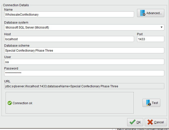 Unable to connect to SQL server database — RapidMiner Community