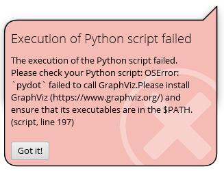 Keras installation, problem to install graphviz package
