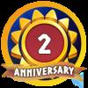 Second Anniversary