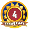 Fourth Anniversary