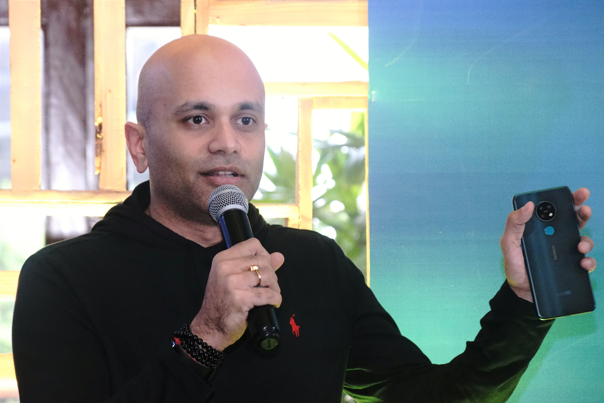 Pranav Shroff, General Manager, Global Product, HMD Global