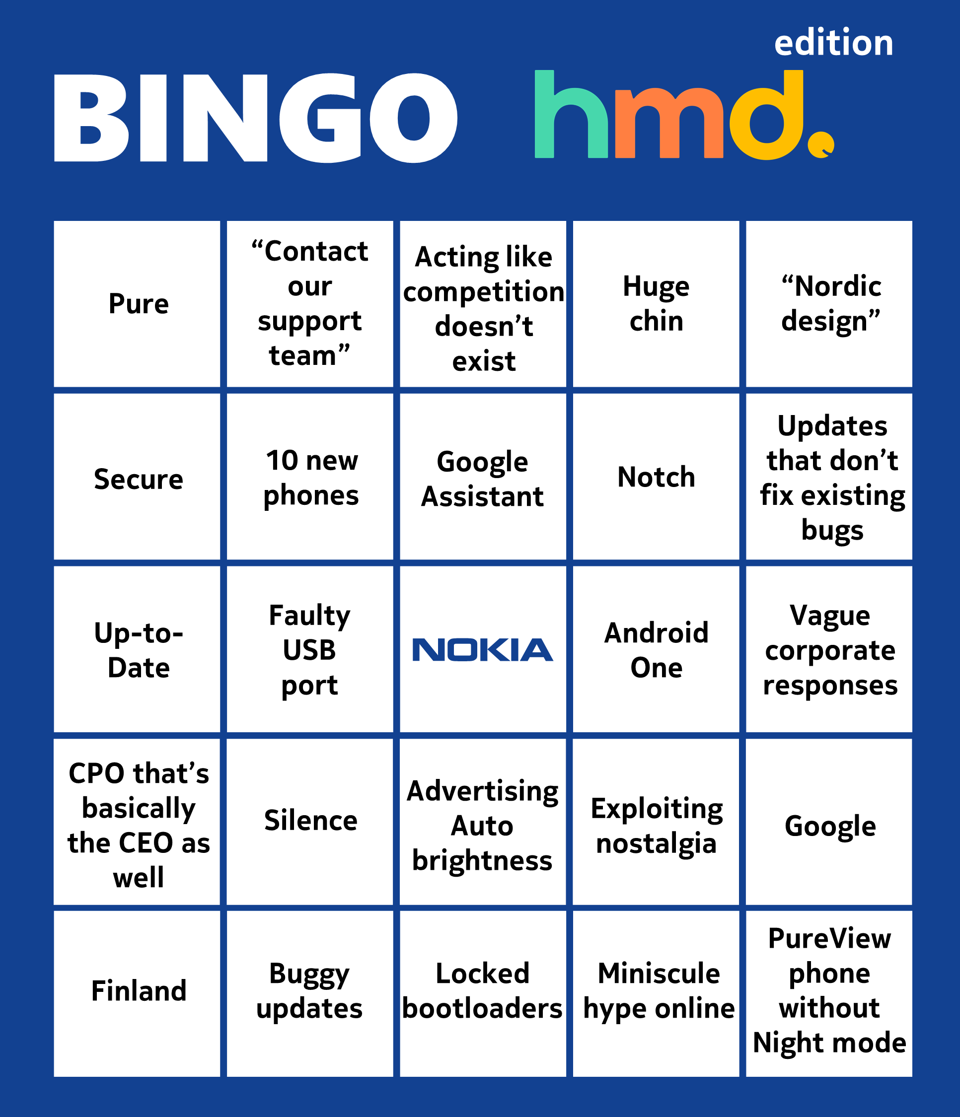 The unofficially official BINGO; HMD Global Edition™.png
