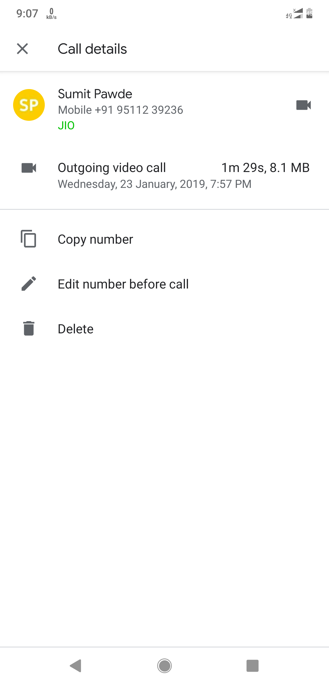 Video call — Nokia phones community
