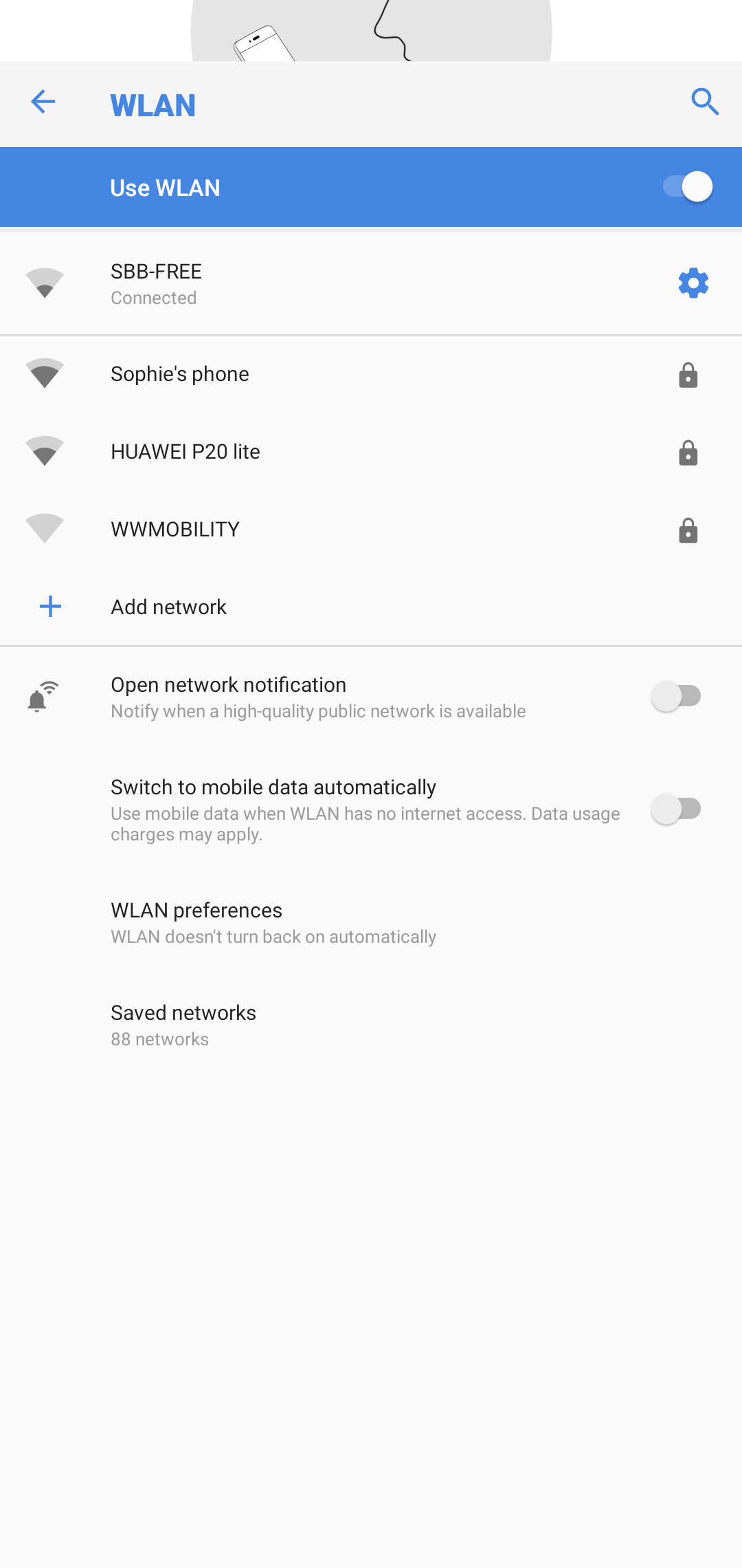 Nokia 6 1 Plus WIFI does not connect after Android 9 Pie