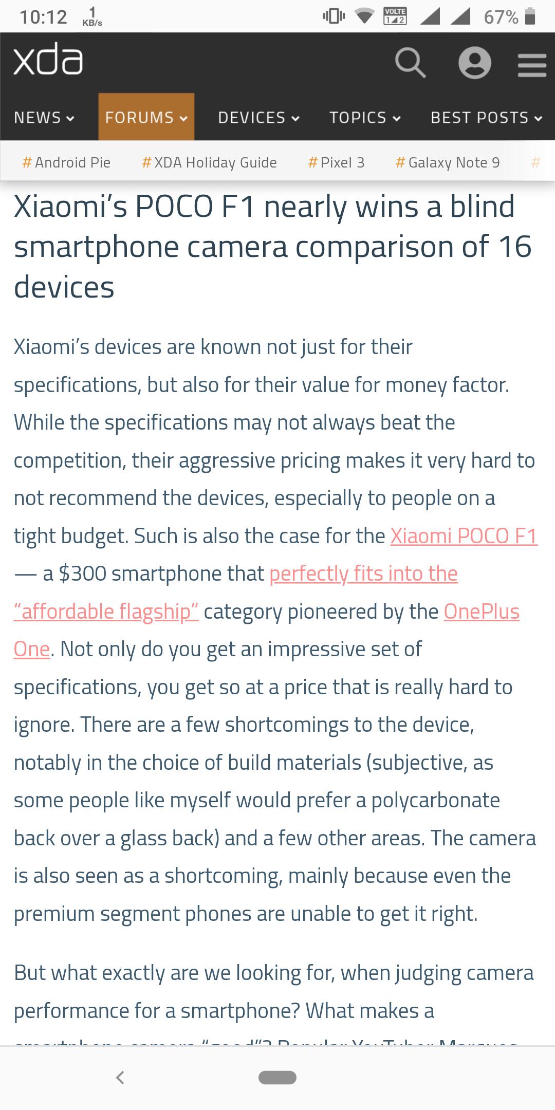 Nokia 7 plus camera FAQ after November patch manual update