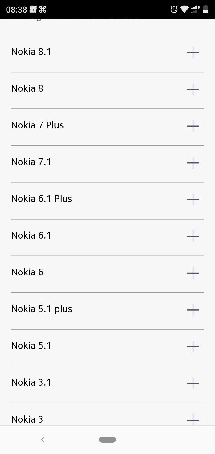 Source code released  Now unlock bootloader please! — Nokia