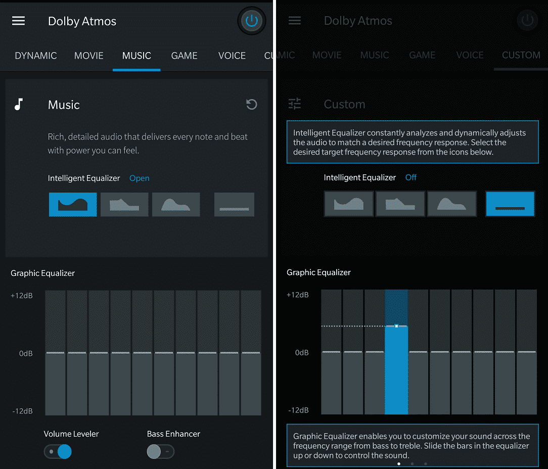 Dolby Atmos app for Nokia 6 on Pie — Nokia phones community