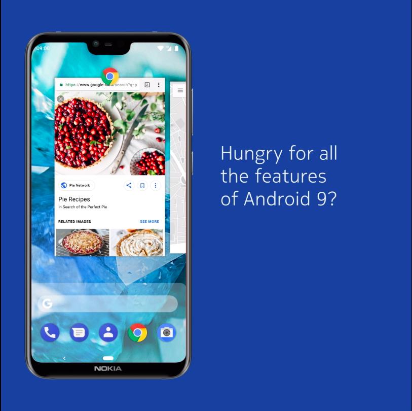 Nokia 7 1 Now on Android 9 Pie — Nokia phones community
