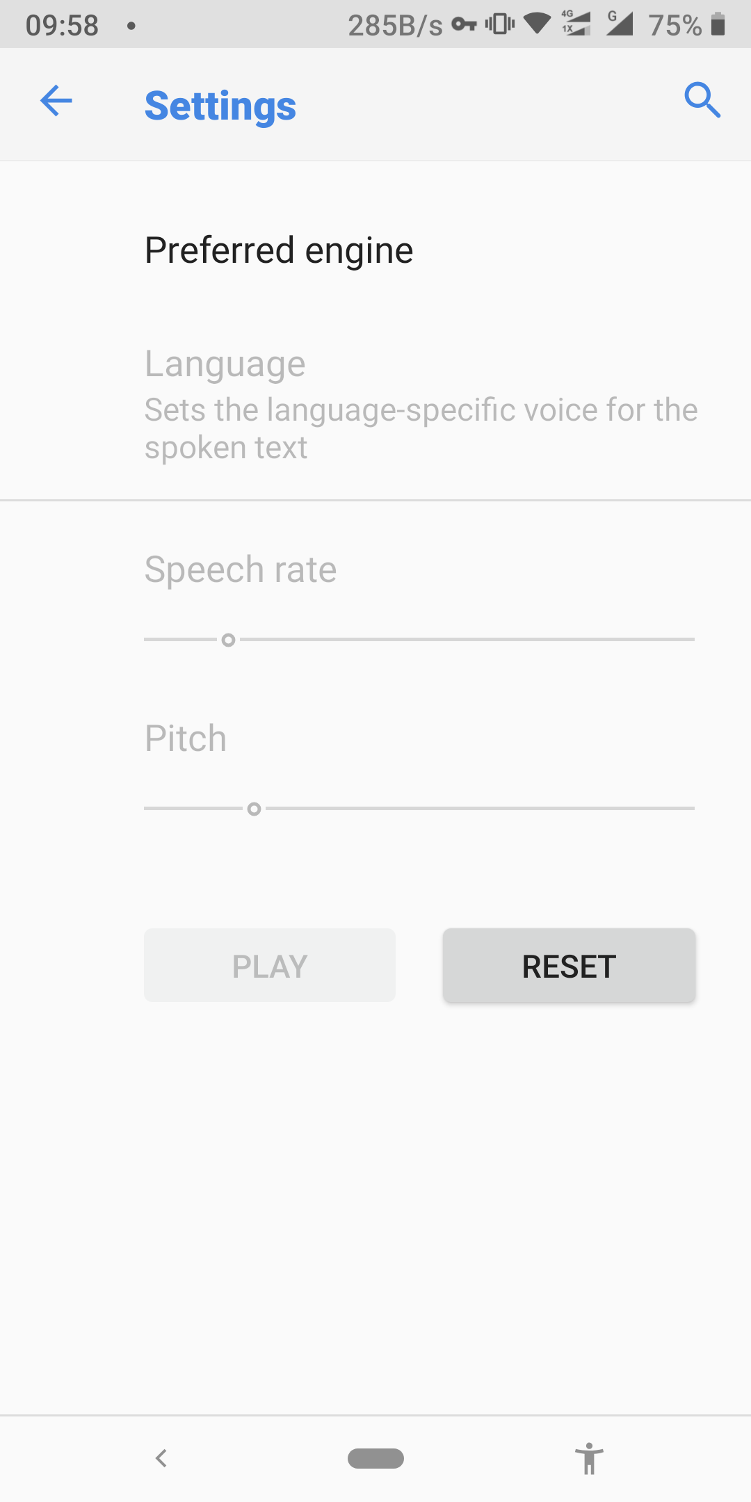 TEXT-to-Speech Android 9 Malfunction — Nokia phones community