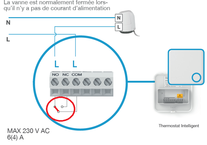 [DIAGRAM_5LK]  Zone valve — tado° Community | Wiring Diagram For Tado Thermostat |  | tado° Community