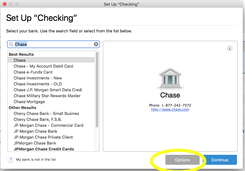 Is anyone having issues accessing Chase accounts on Mac